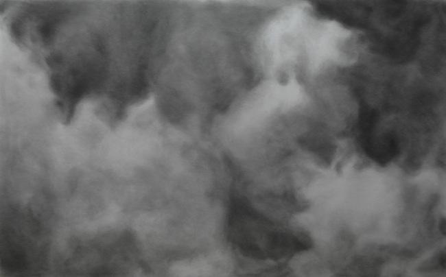 Nikos Arvanitis - A days fog (I), 2013