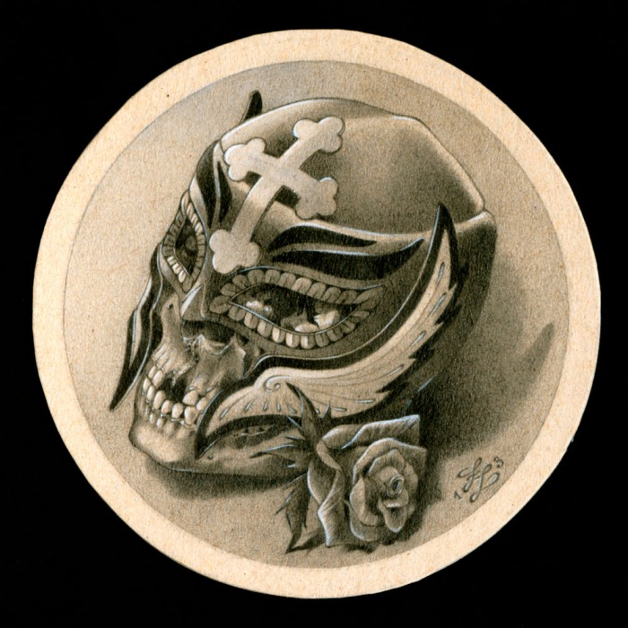 Lucha a Muerte - scan