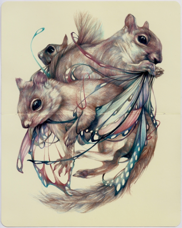 Marco Mazzoni_res_'The carrier'